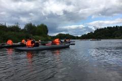 Spływ Kanałem Augustowskim i Niemnem (2)
