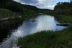 Spływ Kanałem Augustowskim i Niemnem (4)
